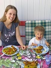 Paleo Essen in Familie